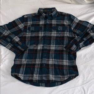 George Flannel Shirt Medium